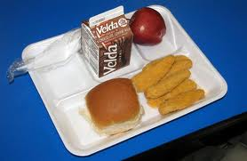 The Real Question is Whether School Lunches Meet Minimum Nutrient Requirements...